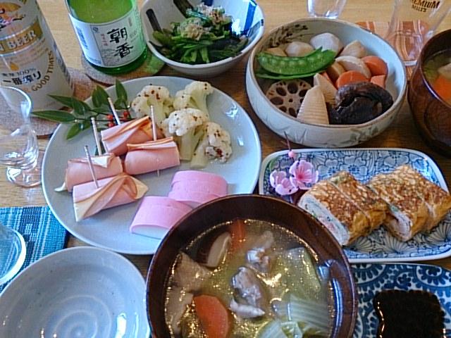 お正月料理@中国深センの写真